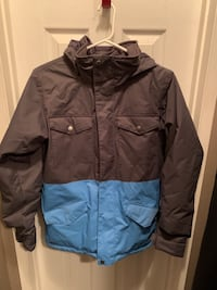 Button winter jacket. Youth large ( 14/16 ) Edmonton, T5Y 1P2