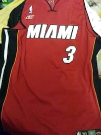 D Wade Heat jersey Washington, 20011