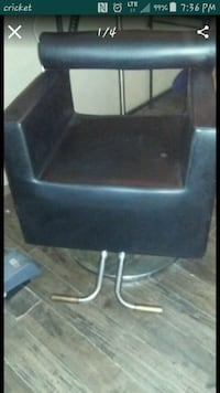 Cosmetology chair or barber chair works good  Fresno, 93727