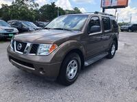 Nissan Pathfinder 2005 Charleston