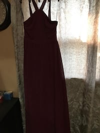 Maxi dress for 40$ wore once, it is large size Toronto, M3L 1W8