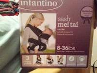 Infantino sash mei tai carrier Travis County, 78617