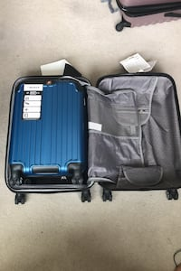 Brand New - Swiss Army Hardshell suit case set of 2 Toronto, M9A