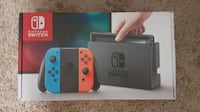 !!! New In Box Nintendo switch red and blue San Antonio, 78217
