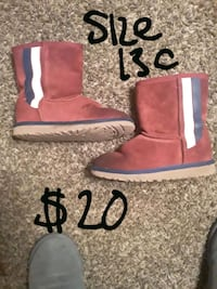 Authentic ugg boots size 13c