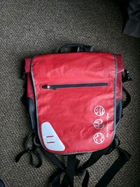 Pacific outdoor drybag/backpack