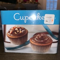 Cupcake 99 recipe Tin still wrapped new Mc Lean, 22101