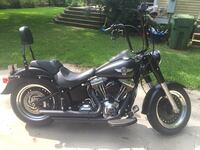 Black and gray cruiser motorcycle Lakeville, 55044