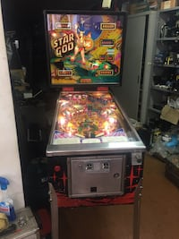 Flipper Zaccaria Star God no Jamma poker slot juke box Bologna, 40139