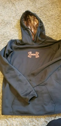 Under armour hoodie size large womans 1291 mi