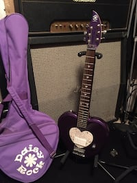 purple and black electric guitar Calgary, T3K 1L4