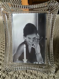 WATERFORD CRYSTAL PICTURE FRAME Fairfax Station, 22039