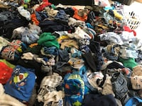 Tons of Boys Clothes