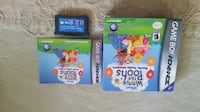 GameBoy Advance - Disney's Winnie the Pooh: Rumbly-Tumbly Adventure Buford