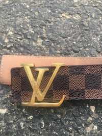 Louis Vuitton Men's Belt Chillicothe, 45601