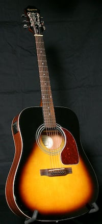 EPIPHONE DR-100VS ACOUSTIC ELECTRIC GUITAR BY GIBS Moreno Valley
