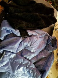Girls Coats Clean Blue &Black $3.00 each  Omaha, 68111