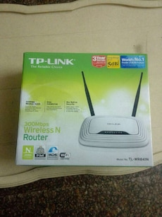 Tplink 300Mbps wireless router for sale