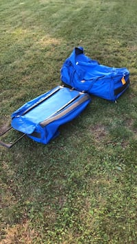 Two large traveling bags Anmore, V3H