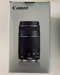 Black canon dslr camera lens Glendale, 91205