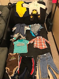 Baby 6-9month clothes