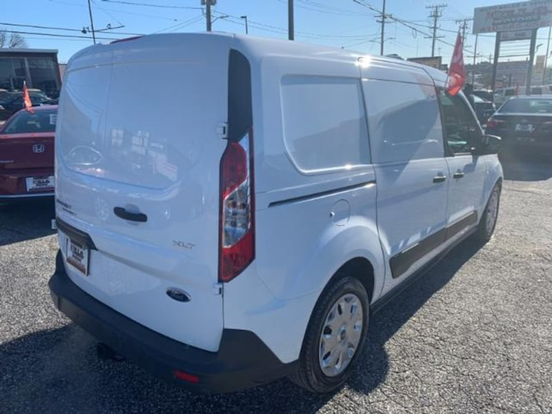 2016 Ford Transit Connect XLT 10