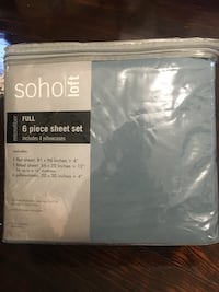 2 full sheet sets never used New Orleans, 70118