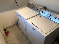 Maytag washer and dryer set. HE washer and electric dryer. Very good condition Carlstadt, 07072