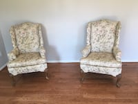 Pennsylvania House Wing Back Chairs Vienna