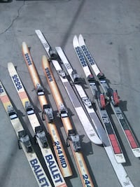 Bunch of skis ... $20 for all Downey, 90241