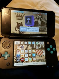 Nintendo 2ds Pokemon bundle  Edmonton, T5E 5K8