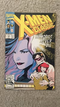 Marvel X-men Classic comic book Fort Washington, 20744