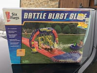 Battle Blast Slide- backyard water slide  Ellicott City, 21042