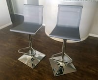 TWO BARSTOOLS  Moore