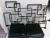 Candle holder wall unit  Kitchener, N2M 2E2