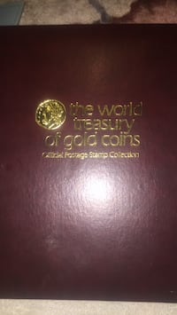 The World Treasury of. Gold coins 15 pages  Portland, 97236