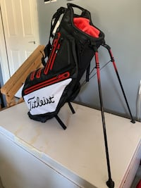Titleist Golf Stand Bag (New) Lincoln, 68526