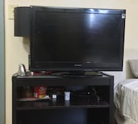 black Samsung flat screen TV Winnipeg, R2M 2R9