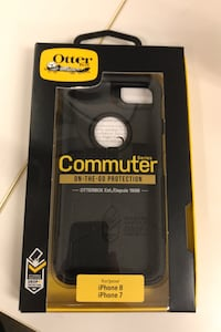 Otter box iPhone 7/8 Commuter case Mississauga