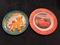 green and red decorative plates Springfield, 22152