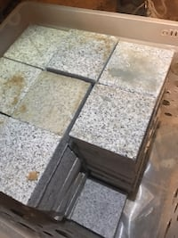 Tiles for sale- granite - 1 in thick, 3.5in x 3.5in