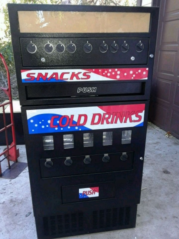 Pop Machine For Sale >> Pop Machine And Candy Machine