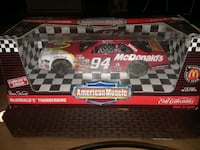 VINTAGE ERTL AMERICAN MUSCLE MCDONALD'S CAR SALE  Providence