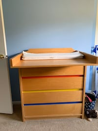 Changing table dresser North Potomac, 20878
