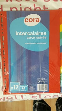 Intercalaires  Gaillard, 74240