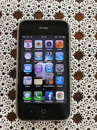 İphone 3gs (8gb) Trabzon Merkez, 61200