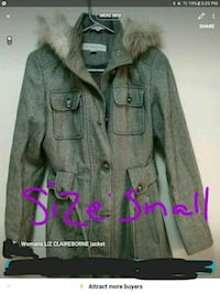 gray button-up jacket Selkirk, R1A 1R7