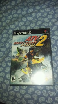 PlayStation 2 ATV game