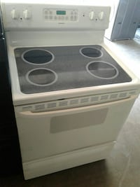 Electric stove good condition very clean  Baltimore, 21223