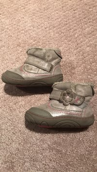 girl boots toddler size 3